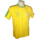 Camisa Brasil Friso
