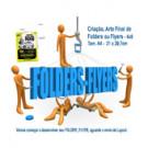 Criação Folders - Flyers-4x0