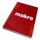 Cadernos Grande Personalizado